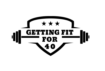 Getting Fit For Forty Logo