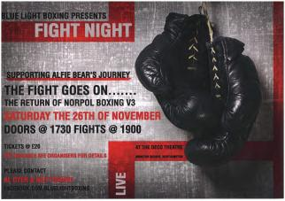 boxing event night poster-page-001